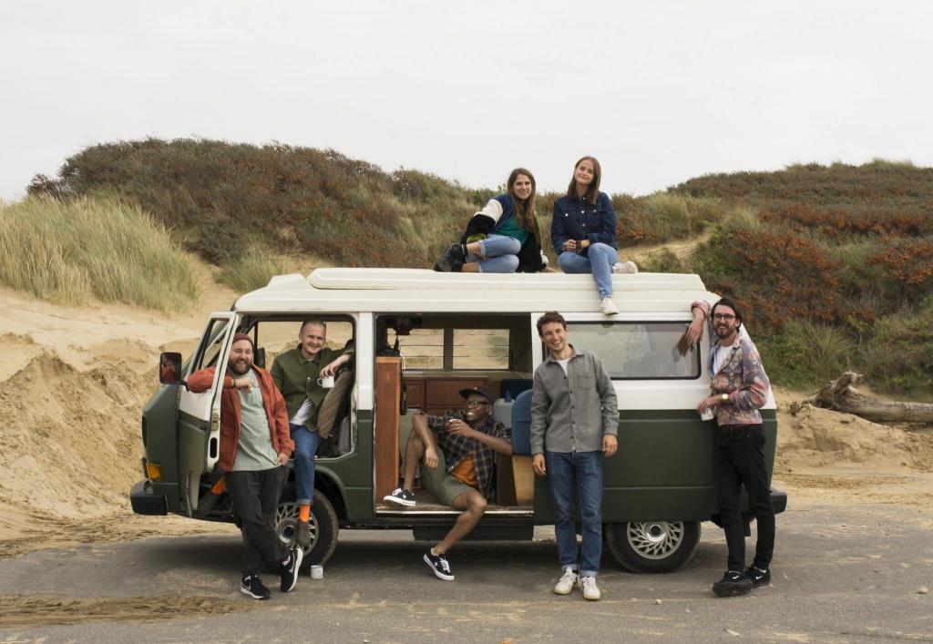 The Van Crew