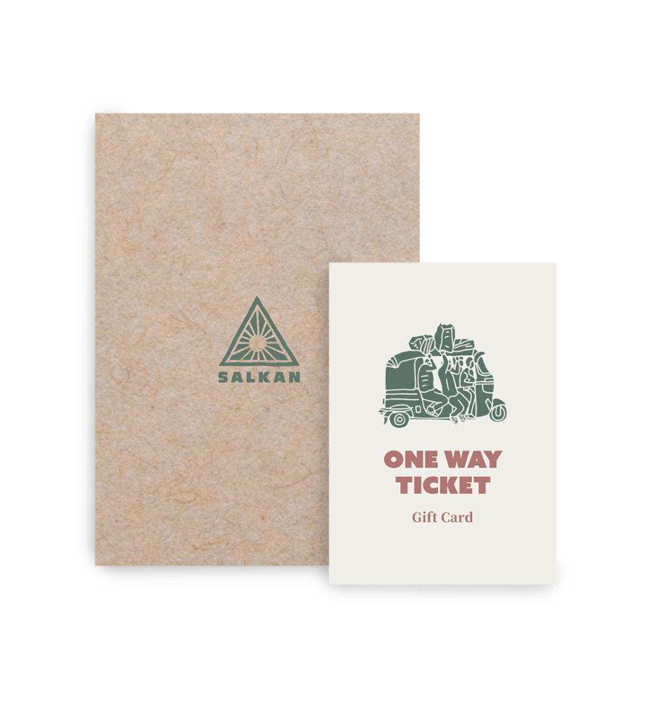 One Way Ticket Gift Card