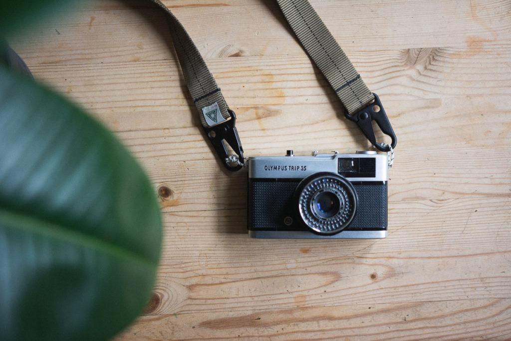 The Camera Strap